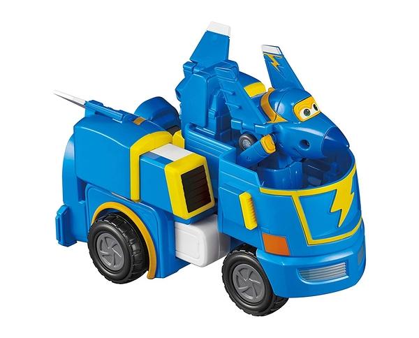 超級飛俠 Super Wings Jerome Vehicle傑洛米合體變形卡車 AL37469