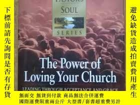 二手書博民逛書店The罕見POWer Of Loving Your Church
