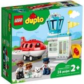 樂高積木 LEGO《 LT10961 》Duplo 得寶系列 - 飛行冒險 / JOYBUS玩具百貨