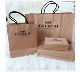【COACH】原廠紙盒&紙袋(加購)