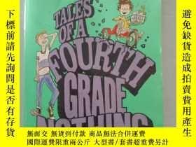 二手書博民逛書店罕見! Tales of a Fourth Grade Nothing9780142408810Y205213
