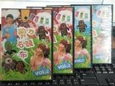 挖寶二手片-THD-090-正版DVD-動畫【剪刀石頭布 1-2/4碟】-MOMO親子台(直購價)