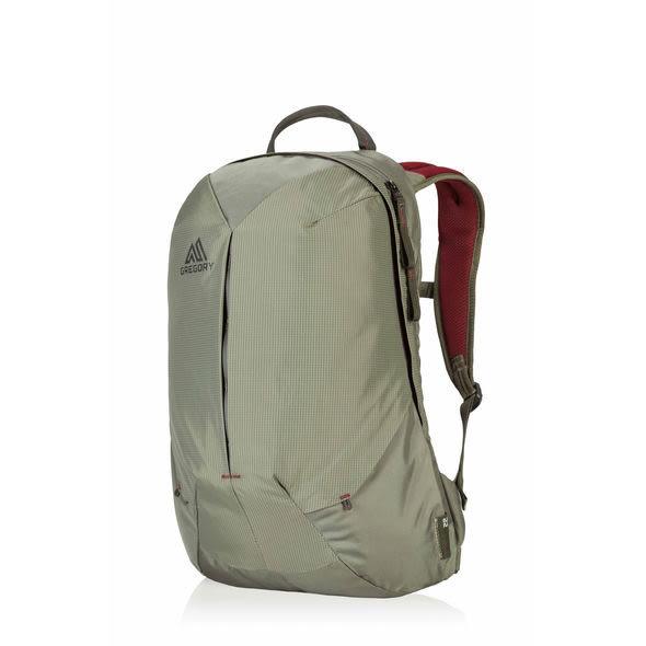 Gregory 美國品牌 15吋筆電 10吋平板隔層 電腦後背包~ 綠色 (Sketch 22)