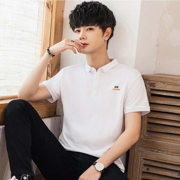 【型男精選任搭2件$699】短袖POLO衫時尚設計款簡約男款POLO衫
