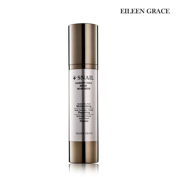(免運)EILEEN GRACE 妍霓絲 蝸牛全能修護水凝乳50ml