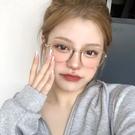 眼鏡框 小眾茶色日雜眼鏡框可配鏡片TR90超輕光學眼鏡架復古素顏神器 寶貝寶貝計畫 上新