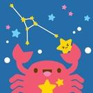 LOVIN 超萌韓版數字油畫  星座系列巨蟹座(04) 1幅
