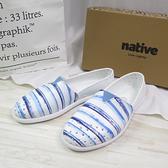 Native VERONA PRINT 女款 防水 洞洞鞋 休閒鞋 111018018953 海洋藍【iSport】