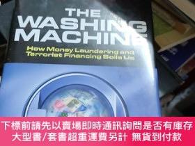 二手書博民逛書店The罕見Washing Machine: How Money LaunderingY246860 The W