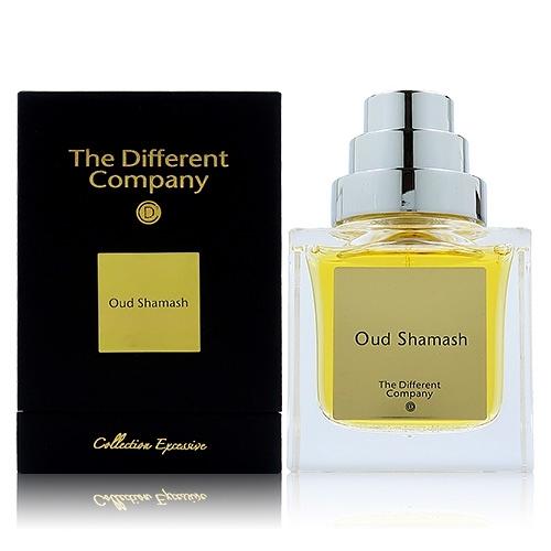 The Different Company Oud Shamash 烏木夏馬修太陽淡香精 50ml [QEM-girl]