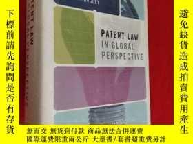 二手書博民逛書店Patent罕見Law in Global Perspective (小16開,精裝,未開封)Y5460 Ok