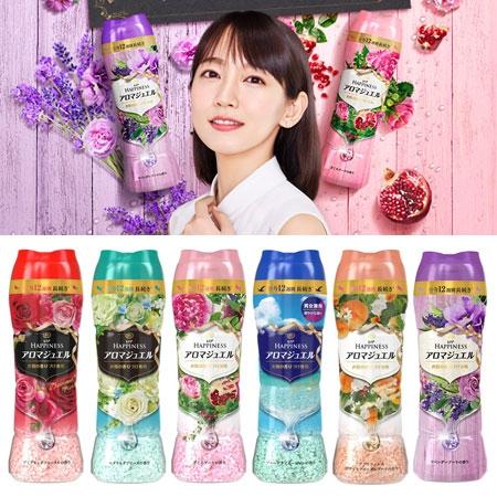 日本 P&G 洗衣芳香顆粒 芳香粒 芳香顆粒 香香豆 洗衣 衣物芳香 芳香劑 除臭 消臭 香味 寶僑