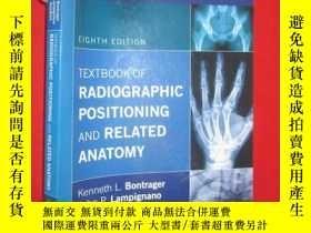 二手書博民逛書店Workbook罕見for Textbook of Radiog