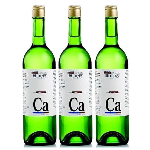 買4送2 杏懋 AA Calcium 藤田鈣 液劑 750ml 【瑞昌藥局】007674 鈣