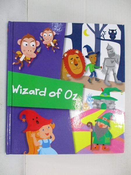 【書寶二手書T5/少年童書_KJ3】The Wizard of Oz