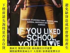 二手書博民逛書店If罕見You Liked School Youll Love