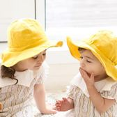 婴儿帽 男女寶寶嬰童遮陽帽新品韓版兒童帽夏季純棉漁夫帽太陽帽盆帽子潮 城市科技