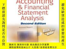二手書博民逛書店Crash罕見Course in Accounting and Financial Statement Analy