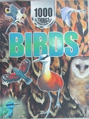 【書寶二手書T2/動植物_DKC】1000 Things You Should Know About Birds_Jinny Johnson