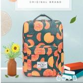 後背包女百搭背包旅行包大容量韓版書包【奇趣小屋】