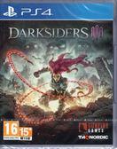 【玩樂小熊】現貨中PS4遊戲 末世騎士 3 Darksiders III 中文版