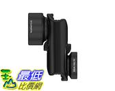 [106 美國直購] olloclip 長焦超廣角手機鏡頭組 ACTIVE LENS SET for iPhone 7 & 7 Plus 黑色鏡頭+黑掛環