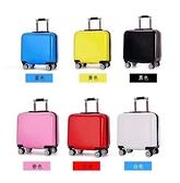 20寸兒童拉桿箱密碼登機箱萬向輪行李箱禮品箱光面幼兒園 童趣屋 LX