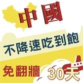 中國移動訊號 30天不降速吃到飽網路卡 中國網路卡/中國移動電信/中國最強網卡