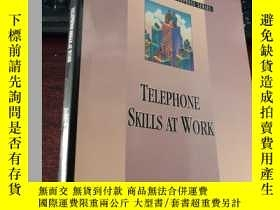 二手書博民逛書店TELEPHONE罕見SKILLS AT WORKY5834 J