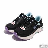 SKECHERS 女 慢跑鞋 GO RUN MAX CUSHIONING ARCH FIT-128301BKAQ