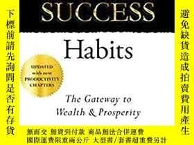 二手書博民逛書店Millionaire罕見Success HabitsY255562 Dean Graziosi Dean G