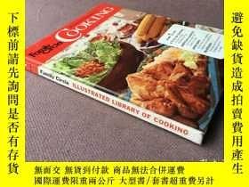 二手書博民逛書店Illustrated罕見Library of Cooking