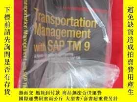 二手書博民逛書店Transportation罕見Management With
