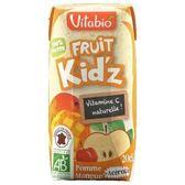 法國Vitabio 有機寶貝優果汁-蘋果+芒果+西印度櫻桃200ml