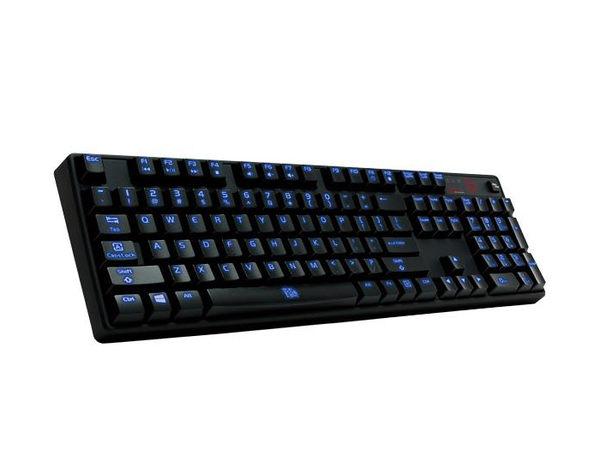 【台中平價鋪】全新 曜越 Tt eSPORTS 波賽頓 POSEIDON Z 茶軸 全背光 機械式 電競鍵盤