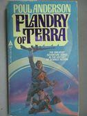 【書寶二手書T2/原文小說_MPH】Flandry of Terra_Poul Anderson