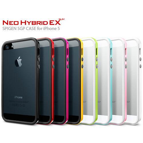 【特價/停產】韓國 Neo Hybrid EX Bumper 邊框手機殼 保護殼│iPhone 5/5S SE│G1426