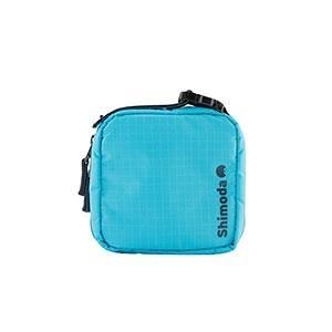 【520-093】Shimoda Accessory Case Small - River Blue, 小型配件袋