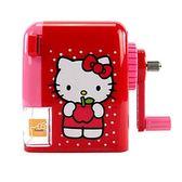 三麗鷗凱蒂貓 Hello Kitty 新可調式削筆機 削鉛筆機(紅色)