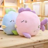 可愛軟體親嘴魚抱枕成對抱枕毛絨玩具