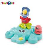 玩具反斗城 BRU 小熊寶雲 洗澡玩具-八爪魚噴泉