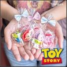 精巧包玩具總動員鑰匙圈+益生菌軟糖(款式隨機出貨) 婚禮小物 生日分享 幼稚園活動 遊戲抽獎