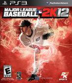 PS3 美國職棒大聯盟 2K12(美版代購)