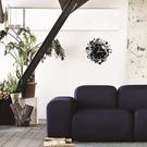 時鐘壁貼【WD-111 生生不息】創意壁貼 空間設計 無毒無痕 造型壁貼 英國設計 現貨供應