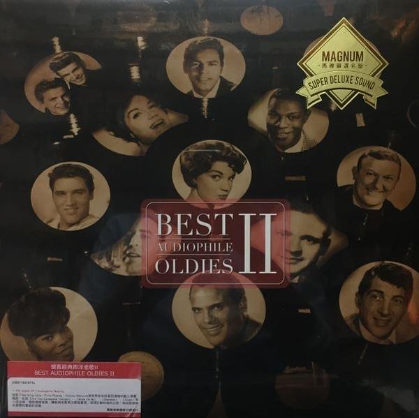 【停看聽音響唱片】【黑膠LP】BEST AUDIOPHILE OLDIES 2
