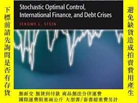 二手書博民逛書店Stochastic罕見Optimal Control International Finance And Deb