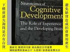 二手書博民逛書店neuroscien罕見of cognitive develop