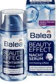 Balea 德國芭樂雅Beauty Effect臉部保養乳霜玻尿酸保濕夜間精華30ml 💎德鑽