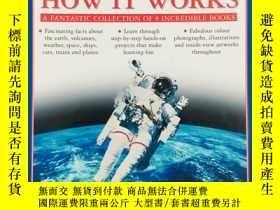二手書博民逛書店The罕見Amazing Science Book Box : Investigating Our World &