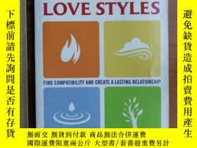 二手書博民逛書店Elemental罕見love styles philosophy of love loving 愛的四種風格 英